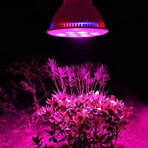led grow lights for indoor plants hydroponic 24w e27