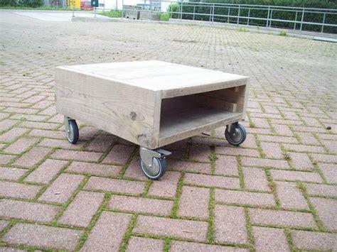 copie lade design salontafel op wielen te koop aangeboden op tweedehands net