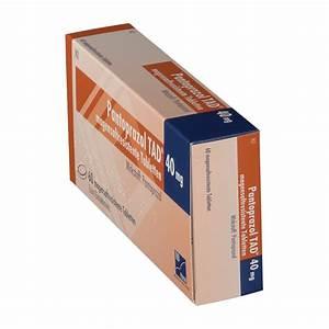 Pantoprazol Tad U00ae 40 Mg Tabletten