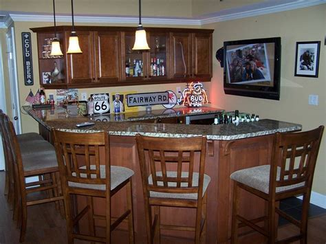 Custom Basement Bar Stools ? New Home Design : Building