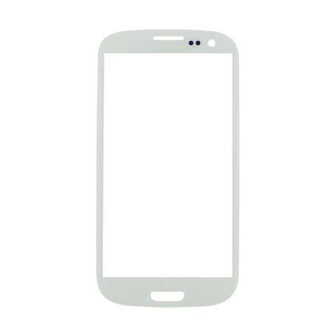 samsung galaxy s3 glass lens screen replacement white