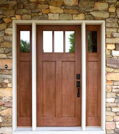 solid wood interior doors home depot doors amusing craftsman entry doors craftsman style