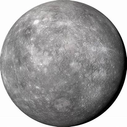 Mercury Planet Solar System Clipart Atmosphere Transparent