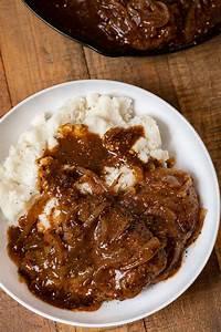 easy cube steak with gravy recipe best cheap recipes
