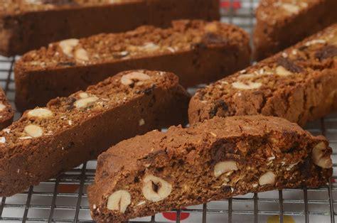gingerbread biscotti joyofbakingcom video recipe