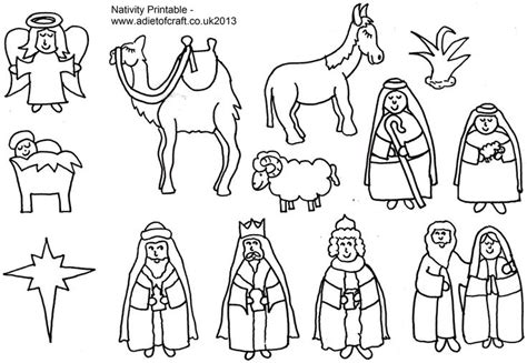 nativity sheep coloring page church primary pinterest crafts   coloring pages