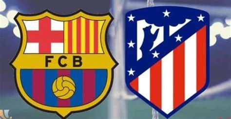 Live Football – Barcelona vs Atletico Madrid Live, Live ...