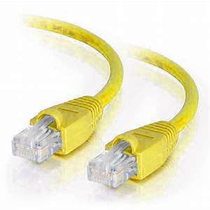 5ft Cat6a Snagless Unshielded  Utp  Ethernet Cable