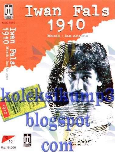 not angka lagu iwan fals koleksikump3 iwan fals album 1910 1988