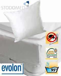 Kopfkissen Für Allergiker : bettbez ge f r allergiker stodomed matratzenschutzbezug inkontinenzschutz naesseschutz ~ Orissabook.com Haus und Dekorationen
