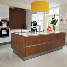 Modern Kitchen With Stylish Island  Kitchen  Housetohome