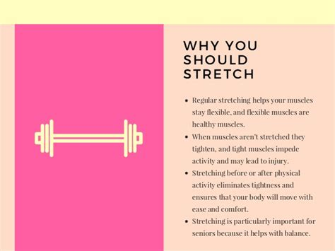 Donald Liss  Why Is Stretching Important?