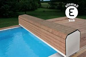 Volet Roulant Piscine Pas Cher : volet roulant piscine solaire maison intelligente ~ Mglfilm.com Idées de Décoration