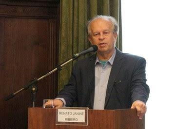 Renato Janine Ribeiro — en