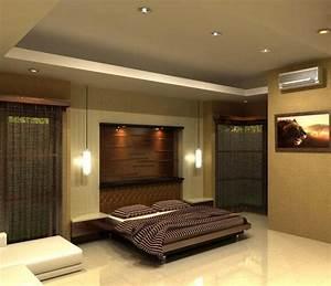 eclairage chambre a coucher idees sur le type de luminaire With spot chambre a coucher