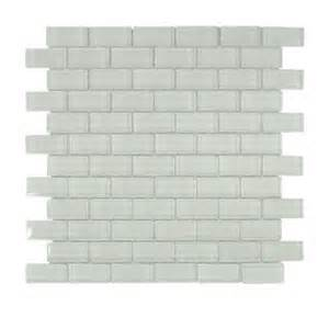 jeffrey court glacier ice brick 12 in x 12 in x 8 mm