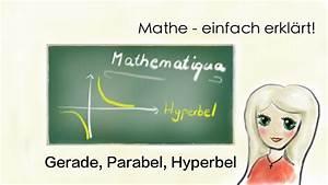 Schnittpunkt Berechnen Parabel Und Gerade : gerade parabel hyperbel youtube ~ Themetempest.com Abrechnung