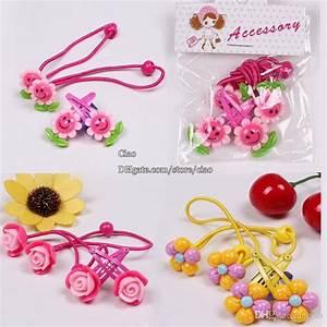 Girls Barrettes Children Hair Accessories Kids Korean