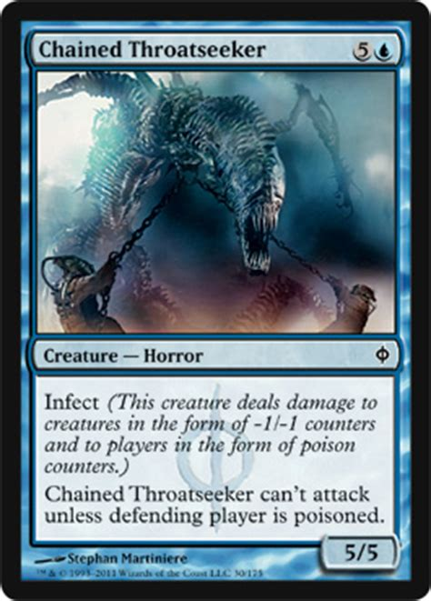 Mtg Infect Deck Edh by Mtg Realm New Phyrexia Mechanics
