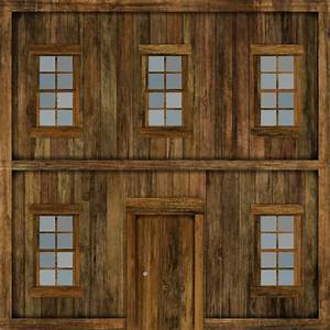 Wooden House Gen Texture