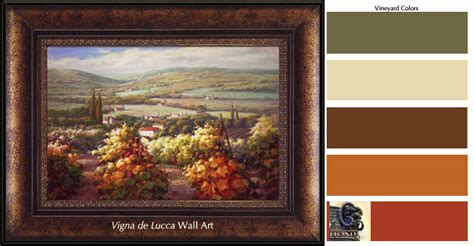 Tuscan Decor Wall Colors by Beautiful Tuscan Color Scheme Crowdbuild For
