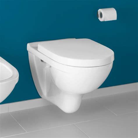 villeroy boch o novo wall mounted washdown toilet l 56 w 36 cm white 56601001 reuter