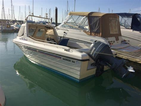 Warrior Fishing Boats For Sale Uk by Warrior 165 Brighton Boat Sales