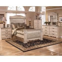 Ashley Furniture Mansion Bedroom Set