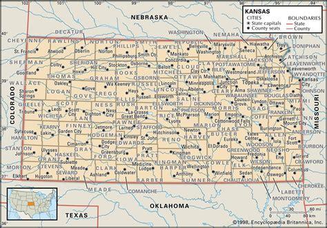 state  county maps  kansas