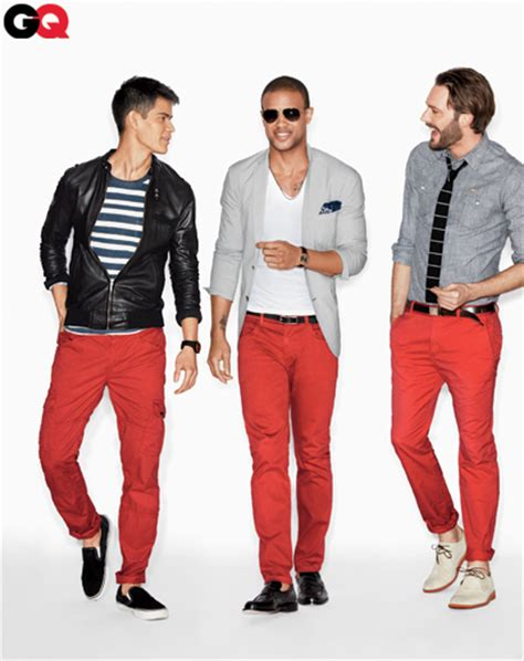 MANtoMEASURE What to Wear with Red Chinos