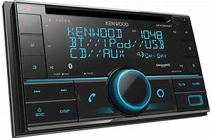 Kenwood Dpx594bt Cd Receiver With Bluetooth
