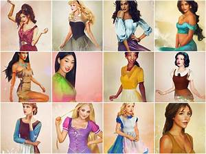 Disney Princesses In Real Life Situations | www.imgkid.com ...