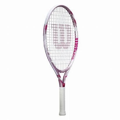 Wilson Tennis Racket Pink Envy Junior Sweatband