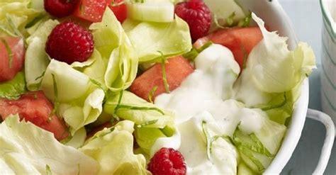 kochen mit obst salate mit obst rezepte eat smarter