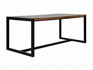 Spyder Wood Tisch : die besten 25 esstisch holz metall ideen auf pinterest ~ Markanthonyermac.com Haus und Dekorationen
