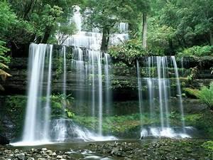 wallpapers: Waterfalls Scenery Wallpapers