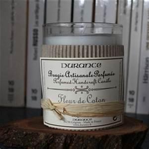 Bougie Fleur De Coton : haul bougies durance les bougies de chinouk ~ Teatrodelosmanantiales.com Idées de Décoration