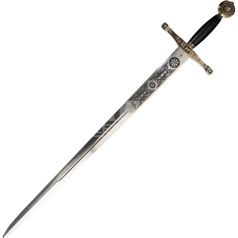 viking wall bronze hilt excalibur sword sg201 by zombies playground