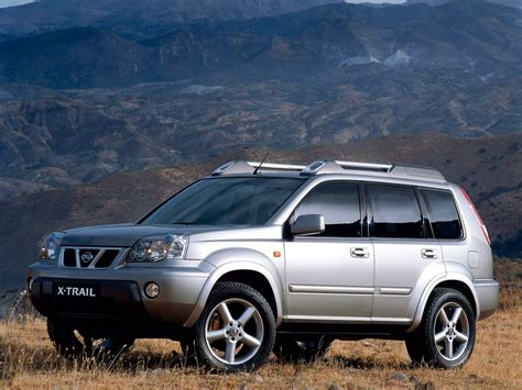 Stylish & reliable, get yours today! NISSAN X-Trail (T30) specs & photos - 2001, 2002, 2003 ...