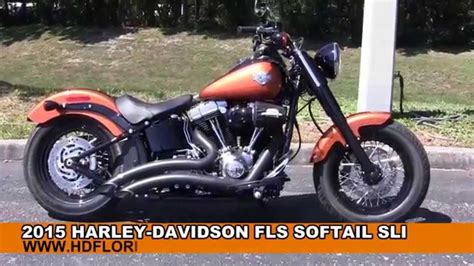 New 2015 Harley Davidson Softail Slim Motorcycles For Sale