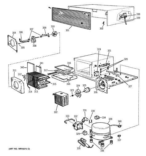 sea breeze appliance parts service  technical manuals