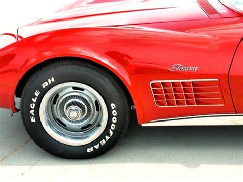 1970 Chevrolet Corvette Stingray Convertible Fender ...