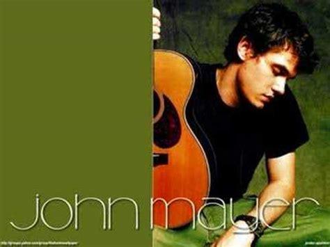 St patrick's day chord e. John Mayer - St. Patricks Day - YouTube