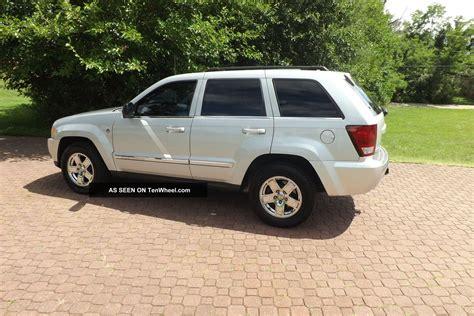 jeep limited 2006 2006 jeep grand cherokee limited hemi 4wd