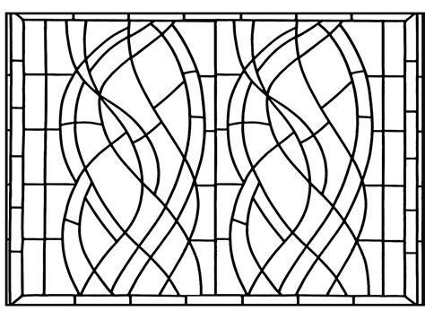 art deco windows madrid art deco adult coloring pages
