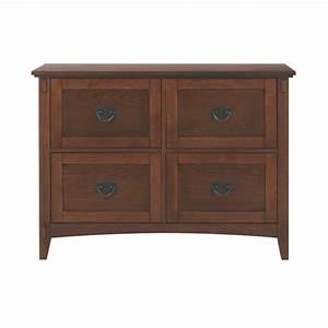 Home Decorators Collection Artisan Medium Oak File Cabinet