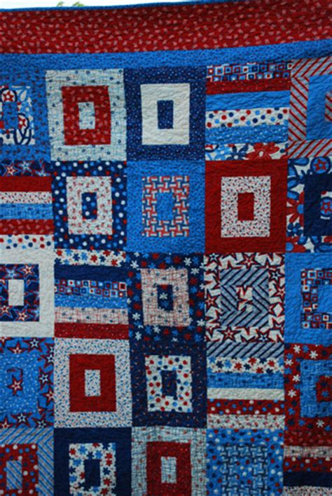 Feeling Patriotic? Join Up! With A Virtual Quilting Bee To