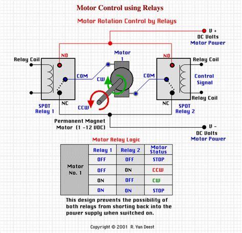 Diy Relay Switch Motor Controller Arduino Steps