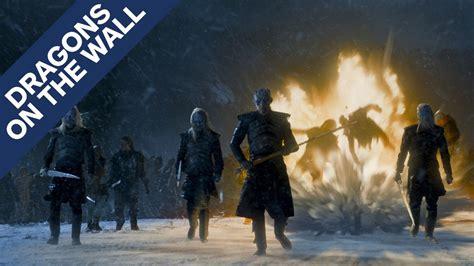 walkers thrones game dragons wall origin
