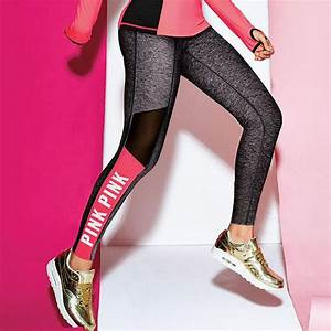 Best 25+ Pink leggings ideas on Pinterest | vs Pink White yoga leggings and Pink nation